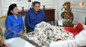 Wak Een diundang SBY ke Istana Negara tahun 2013